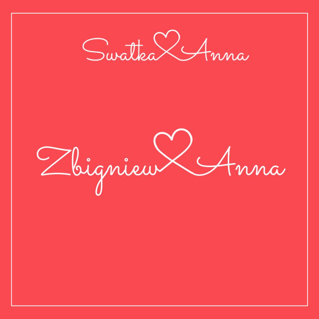 Zbigniew i Anna