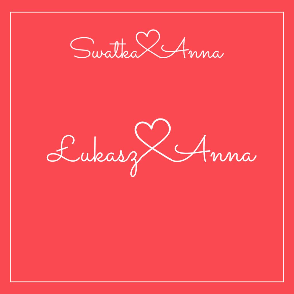 Łukasz i Anna