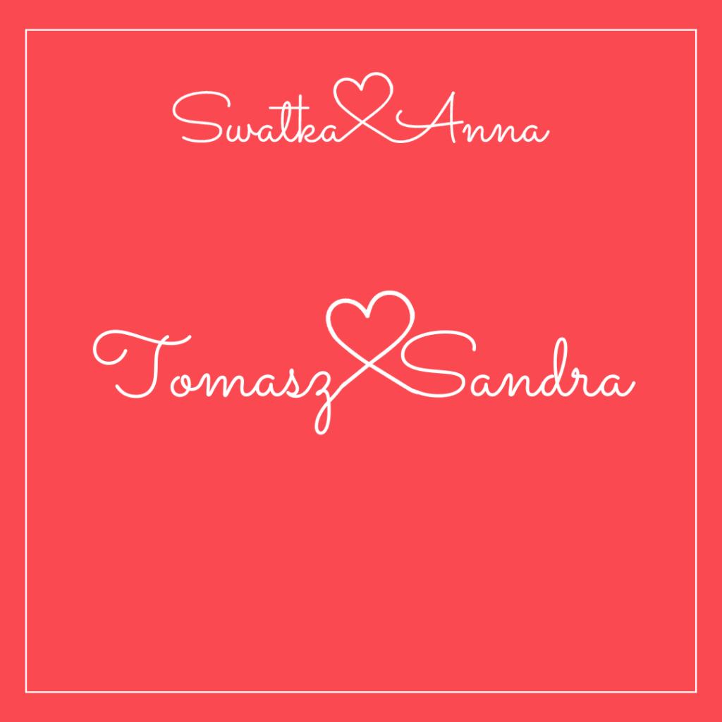 Tomasz i Sandra