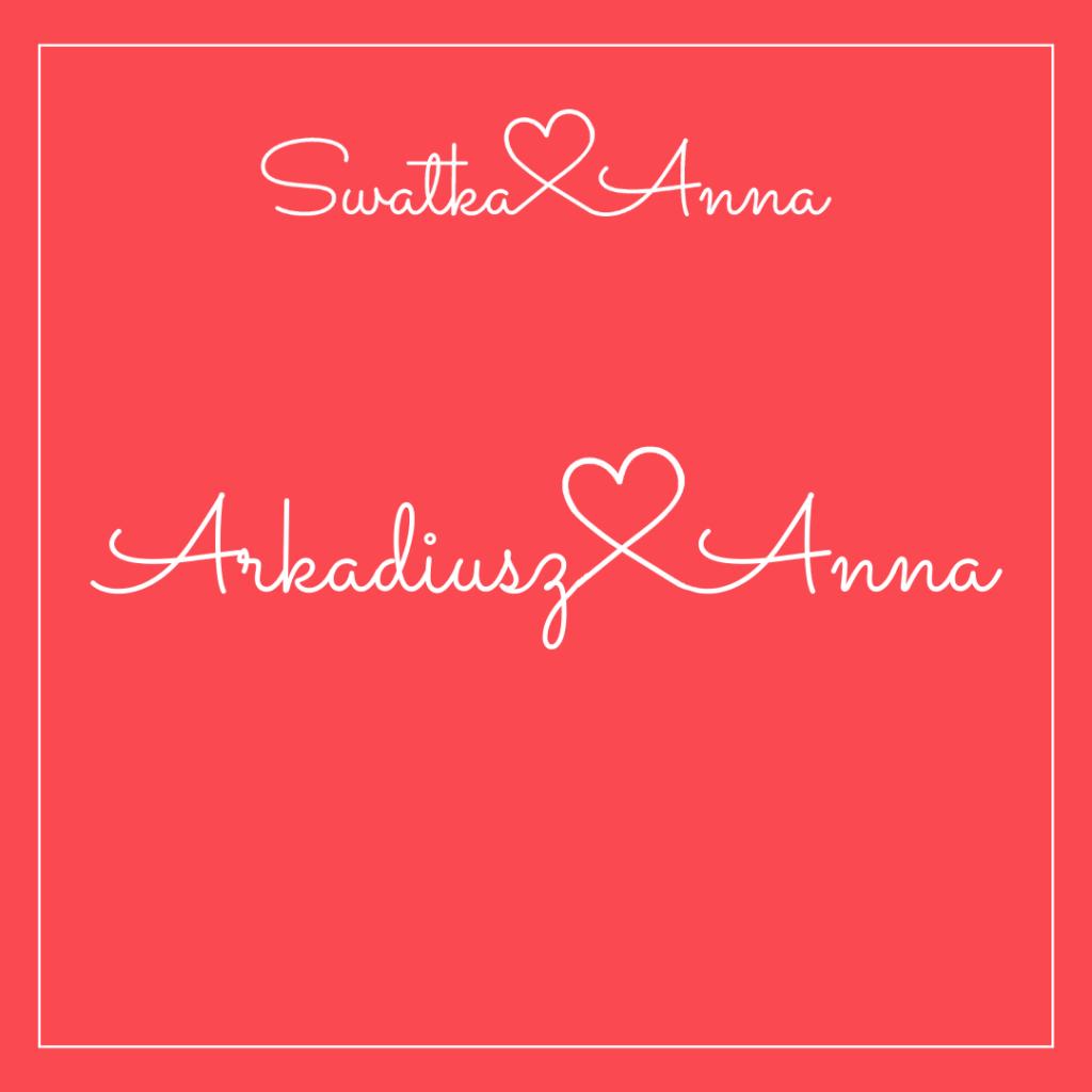 Arkadiusz i Anna