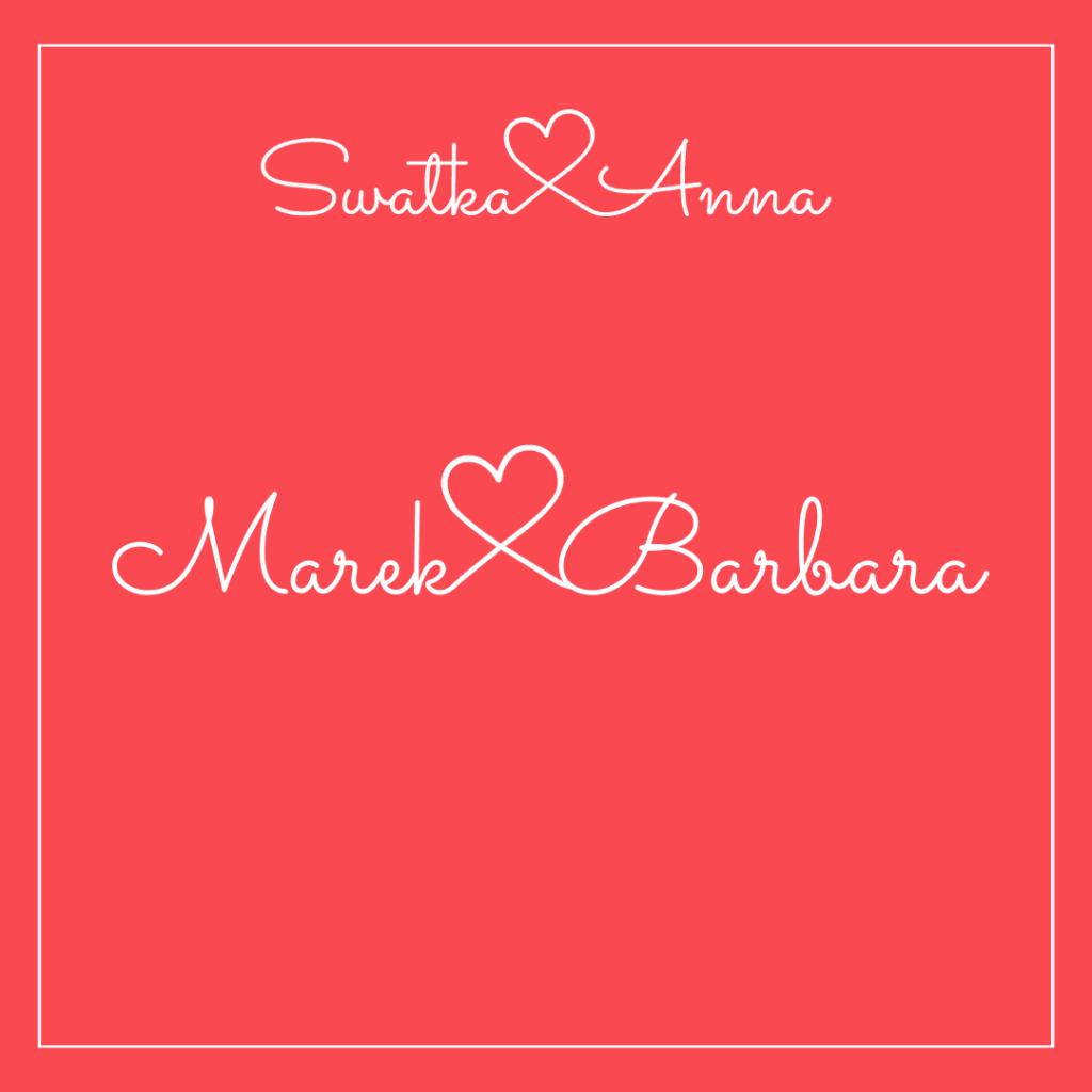 Marek i Barbara